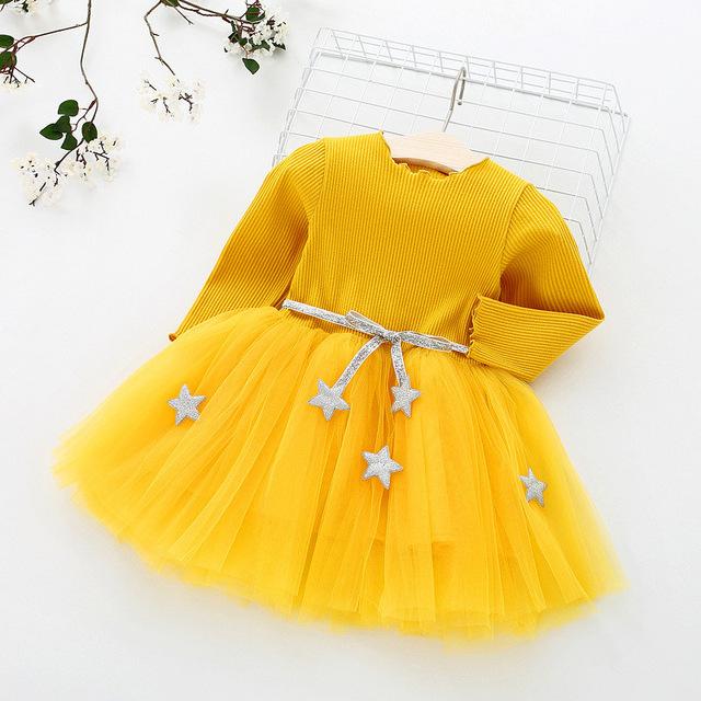 Flowers Embroidery Girls Summer Dress Sleeveless Laced Casual Sundress Kids Wear
