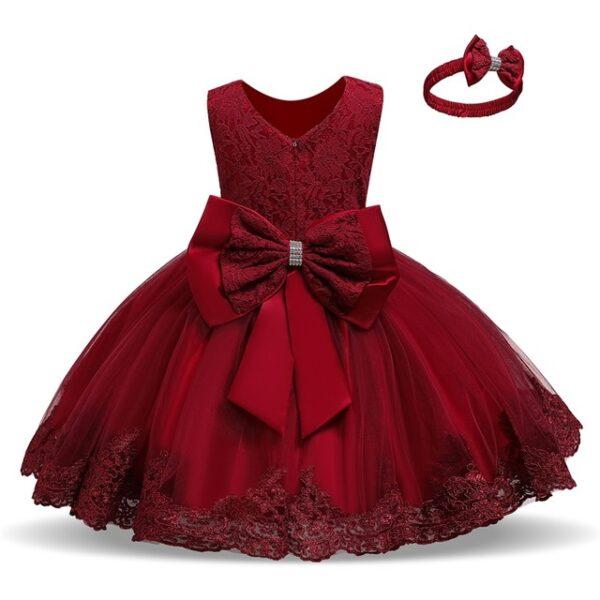 3M-5T Toddler Girl Dress Christmas